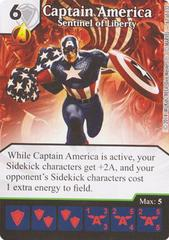 Captain America - Sentinel of Liberty (Card Only)