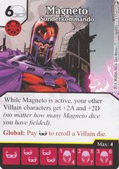 Magneto - Sonderkommando (Card Only)