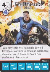 Mr. Fantastic - Elastic (Card Only)