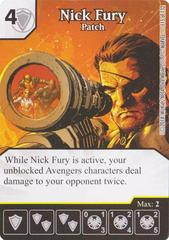 Nick Fury - Patch (Card Only)