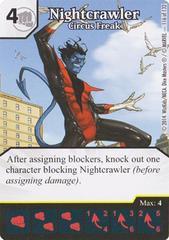 Nightcrawler - Circus Freak (Card Only)