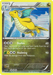 Dragonite - 83/116 - Cosmos Holo XY Blisters Exclusive on Channel Fireball