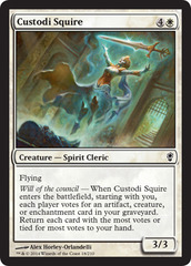 Custodi Squire - Foil