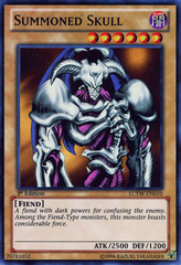 Summoned Skull - LCYW-EN010 - Super Rare - Unlimited Edition