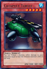 Catapult Turtle - LCYW-EN019 - Rare - Unlimited Edition
