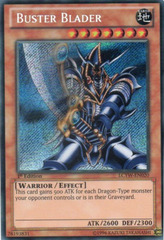 Buster Blader - LCYW-EN020 - Secret Rare - Unlimited Edition