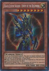 Black Luster Soldier - Envoy of the Beginning - LCYW-EN025 - Secret Rare - Unlimited Edition