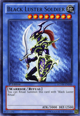Black Luster Soldier - LCYW-EN046 - Common - Unlimited Edition