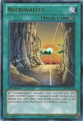 Necrovalley - LCYW-EN194 - Ultra Rare - Unlimited Edition