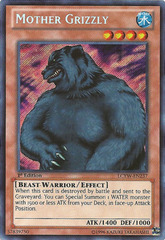 Mother Grizzly - LCYW-EN237 - Secret Rare - Unlimited Edition