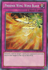Phoenix Wing Wind Blast - LCYW-EN298 - Secret Rare - Unlimited Edition
