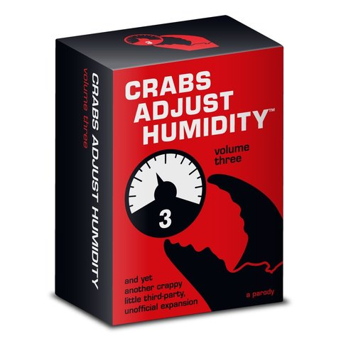Crabs Adjust Humidity: Volume Three