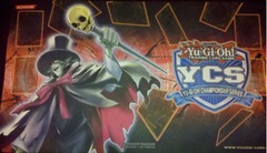 Blood Mefist - YCS Championships Playmat