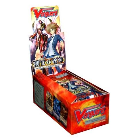 Divine Dragon Progression Booster Box