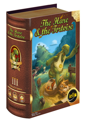 Tales & Games: The Hare & The Tortoise