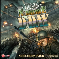 Heroes of Normandie - Scenario Pack - D-Day
