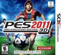 PES 2011: Pro Evolution Soccer 3D