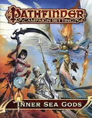 Pathfinder RPG (Campaign Setting) - Inner Sea Gods - Hardcover