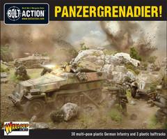 Bolt Action Panzergrenadier!