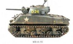 Bolt Action M4 Sherman Medium Tank