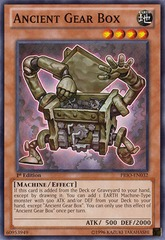 Ancient Gear Box - PRIO-EN032 - Common - Unlimited Edition on Channel Fireball
