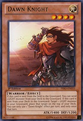 Dawn Knight - PRIO-EN033 - Rare - Unlimited Edition