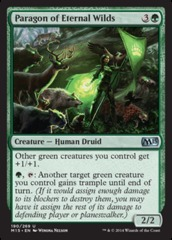 Paragon of Eternal Wilds - Foil