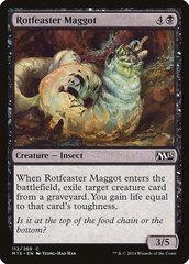 Rotfeaster Maggot - Foil