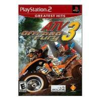 ATV Offroad Fury 3 - Greatest Hits