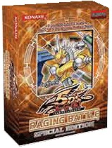 Yu-Gi-Oh Raging Battle Special Edition Pack