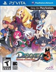 Disgaea 3- Absence of Detention