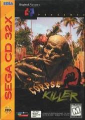 Corpse Killer (Sega CD 32X)