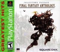 Final Fantasy Anthology - Greatest Hits