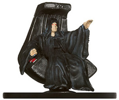 Emperor Palpatine on Throne