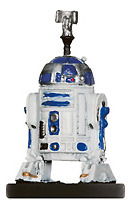 R2-D2 with Extended Sensor