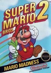 Super Mario Bros. 2 (No Nintendo Seal of Quality)