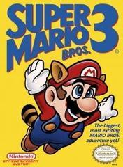 Super Mario Bros. 3 (Bros. on Mario's hand)