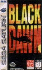 Black Dawn (Sega Saturn)