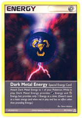 Dark Metal Energy - 97/110 - Uncommon on Channel Fireball