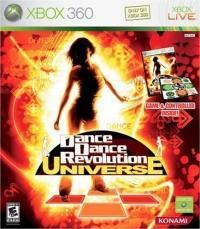 Dance Dance Revolution Universe w/ Dance Pad