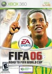 FIFA 06 - Road to FIFA World Cup (Xbox 360)