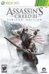 Assassin's Creed III - Limited Edition