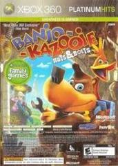 Banjo-Kazooie Nuts and Bolts/Viva Pinata - Platinum Hits