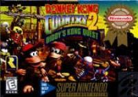 Donkey Kong Country 2: Diddy's Kong Quest - Player's Choice