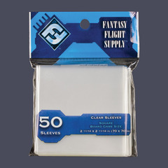 Fantasy Flight Square Card Game Sleeves - 50 count