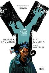Y The Last Man Trade Paperback Book 01 (Mature Readers)