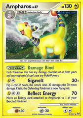 Ampharos - 1/127 - Holo Rare on Channel Fireball