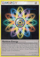 Rainbow Energy - 121/127 - Uncommon