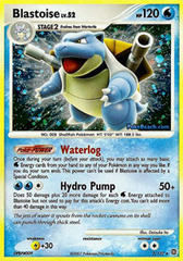 Blastoise - 2/132 - Holo Rare on Channel Fireball