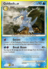 Golduck - 28/132 - Rare on Channel Fireball
